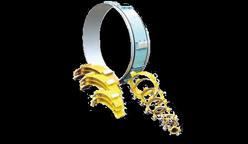 Опорно-направляющее кольцо ОНК