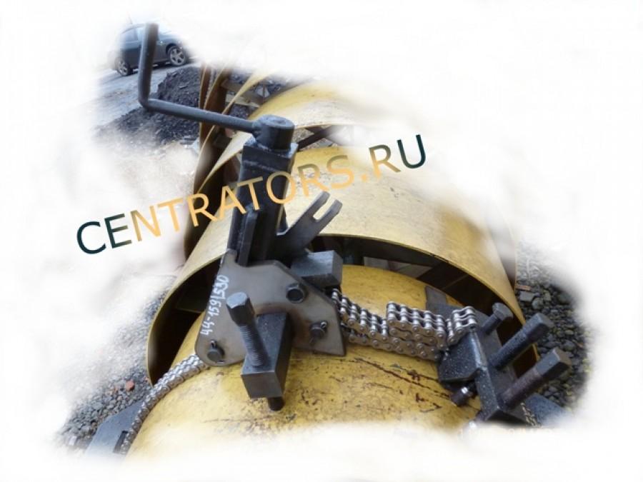 Центратор цепной – для труб с малым и средним диаметром
